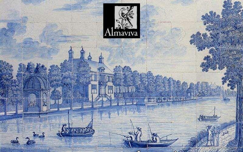 Almaviva Panneau céramique Carrelages Muraux Murs & Plafonds  |