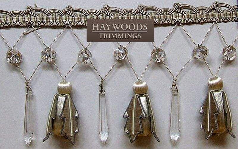 Haywoods Frange à mèches Passementerie Tissus Rideaux Passementerie  |