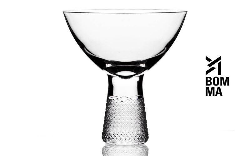 BOMMA Coupe à champagne Verres Verrerie  |