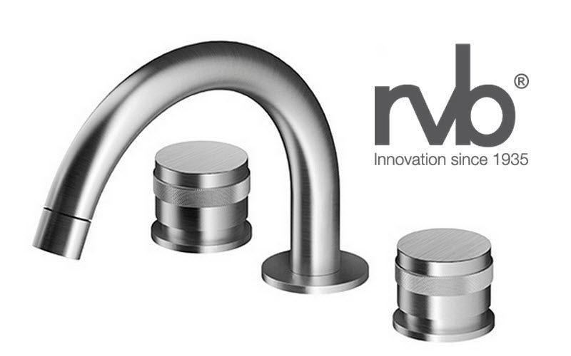 Rvb Mélangeur lavabo 3 trous Robinetterie Bain Sanitaires  |