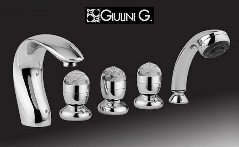 Giulini G. Mélangeur bain douche Robinetterie Bain Sanitaires  |