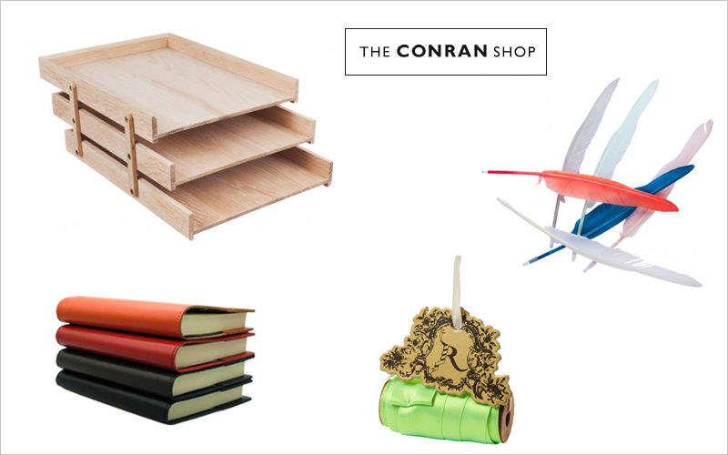 The Conran Shop France Bac à courrier Fournitures de bureau Papeterie Accessoires de bureau   