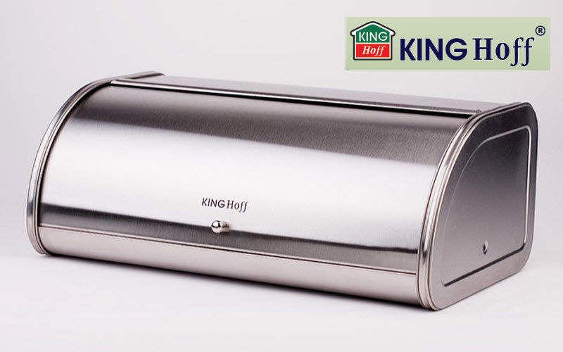 KING HOFF Huche à pain Boites-pots-bocaux Cuisine Accessoires  |