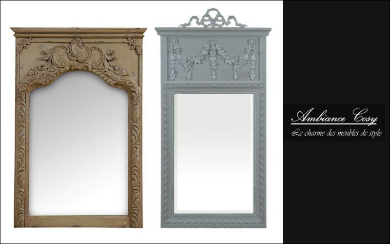 AMBIANCE COSY Trumeau Miroirs Objets décoratifs  |