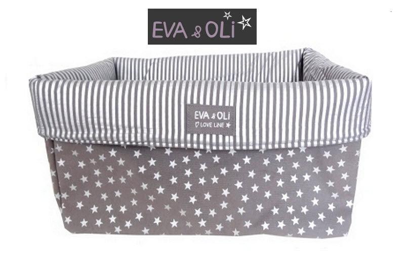 EVA & OLI Corbeille de rangement Boites et caisses Rangement Dressing  |