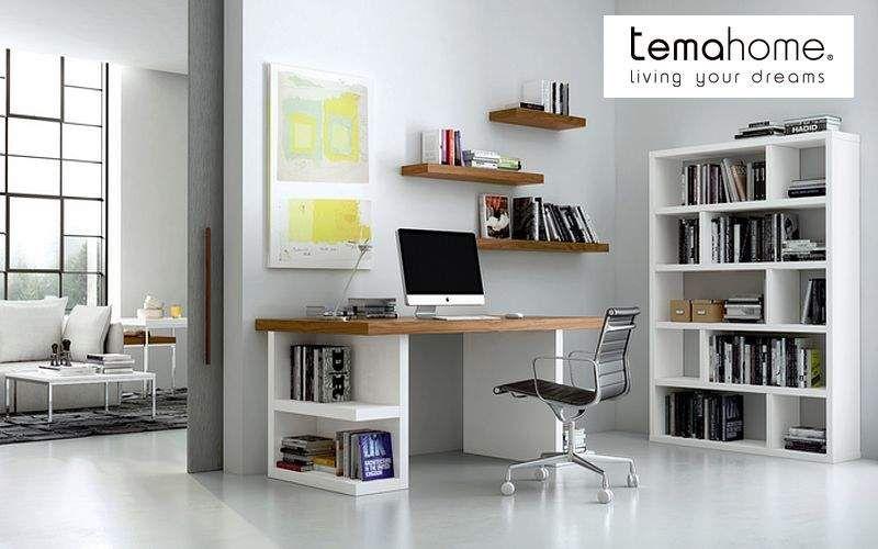 TEMA Bureau informatique Bureaux et Tables Bureau Bureau   Design Contemporain