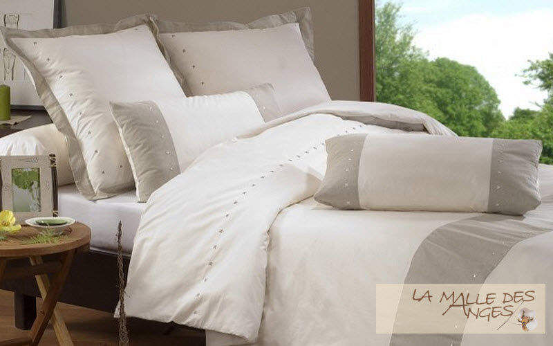 LA MALLE DES ANGES Parure de lit Parures de lit Linge de Maison  |