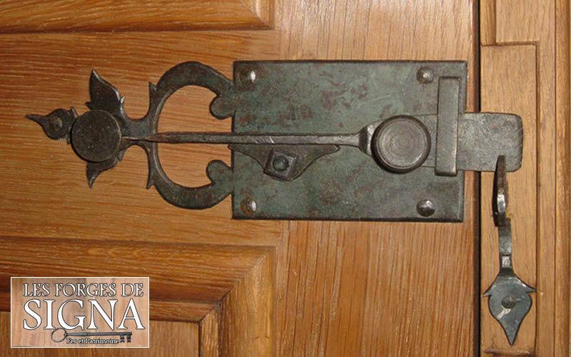 Les Forges De Signa Clenche Quincaillerie de porte Portes et Fenêtres   