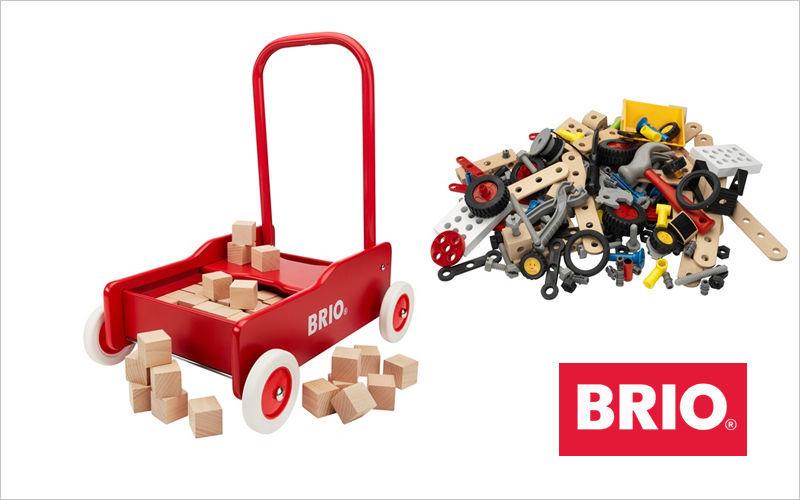 BRIO Chariot de marche Jeux de plein air Jeux & Jouets  |