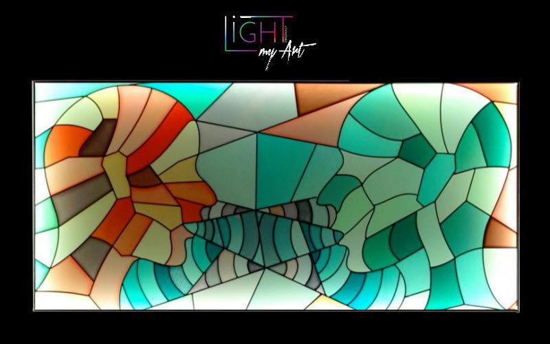 LIGHT MY ART Tableau contemporain Peintures Art  |