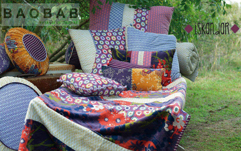 BAOBAB HOME Coussin rectangulaire Coussins Oreillers Linge de Maison  |