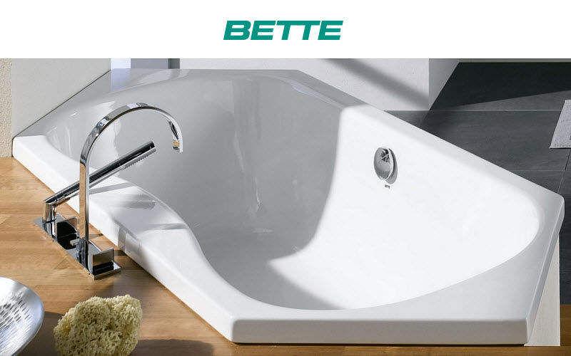 Bette Baignoire d'angle Baignoires Bain Sanitaires  |