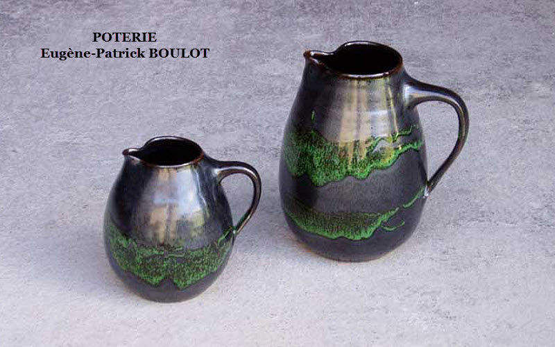 POTERIE BOULOT Cruche Carafes Verrerie  |