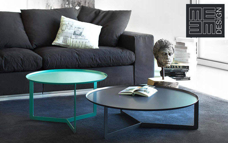 MEME DESIGN Table basse ronde Tables basses Tables & divers  |