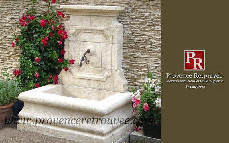 Provence Retrouvee Fontaine murale d'extérieur Fontaines Jardin Bacs Pots  |