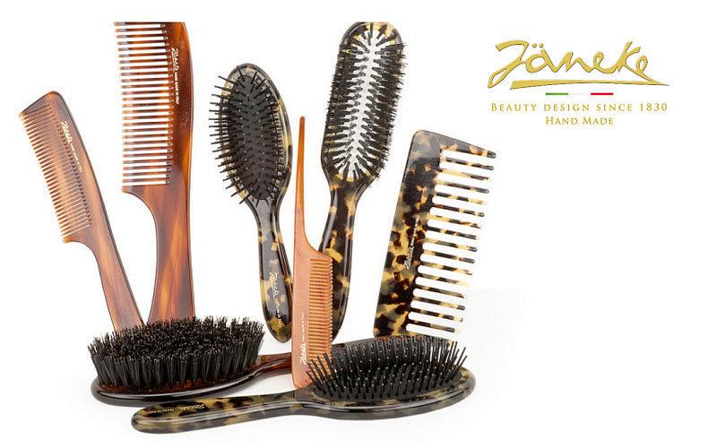 Janeke Brosse à cheveux Brosses, éponges et gants Bain Sanitaires  |