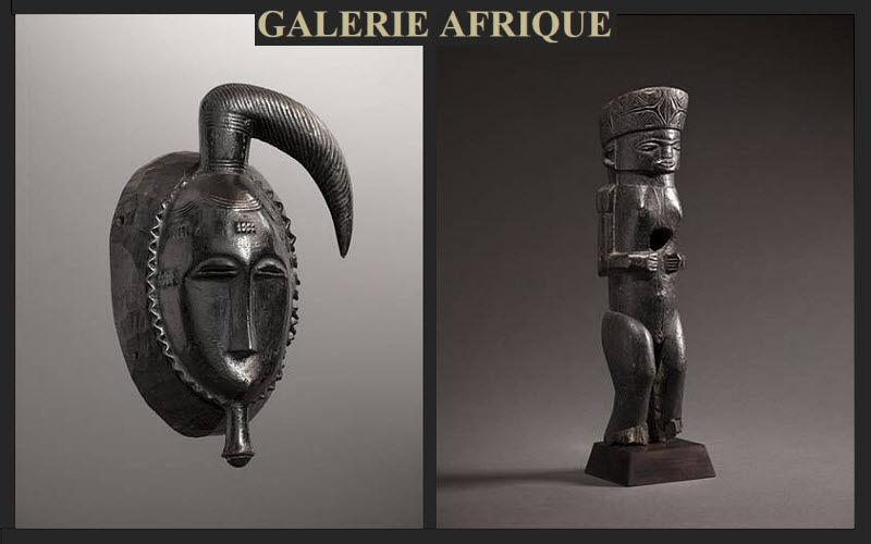 Galerie Afrique Masque africain Masques Objets décoratifs  |