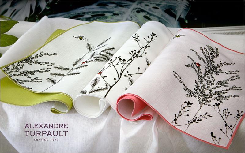 Alexandre Turpault Set de table Sets de table Linge de Table  |
