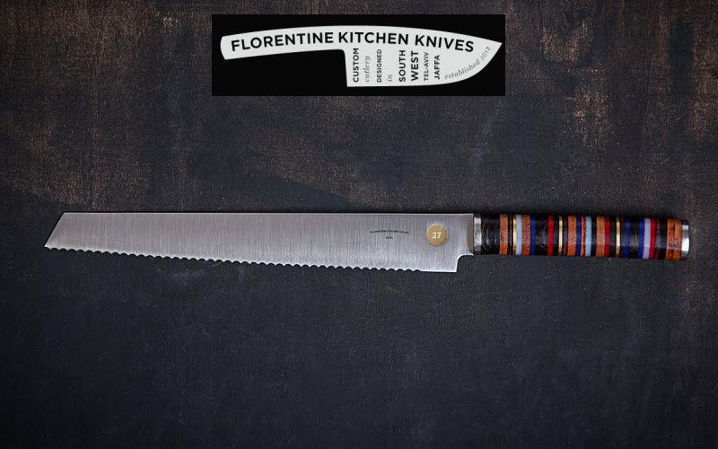FLORENTINE KITCHEN KNIVES Couteau à pain Couper Eplucher Cuisine Accessoires  |