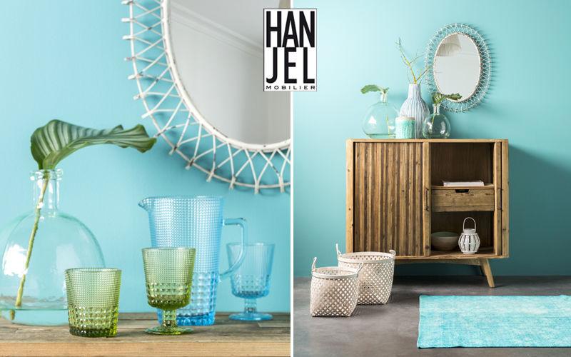 Hanjel Bahut Bahuts Buffets Meubles de salon Rangements  |