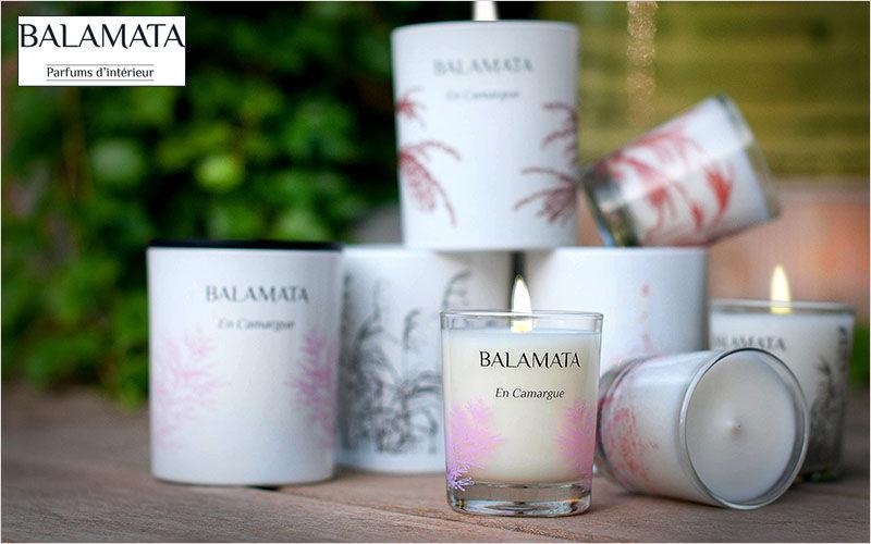 BALAMATA Bougie parfumée Senteurs Fleurs et Senteurs  |