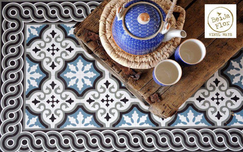 BEIJA FLOR- TAPIS VINYL Set de table Sets de table Linge de Table  |