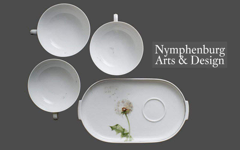 Nymphenburg Service à thé Services de table Vaisselle  |