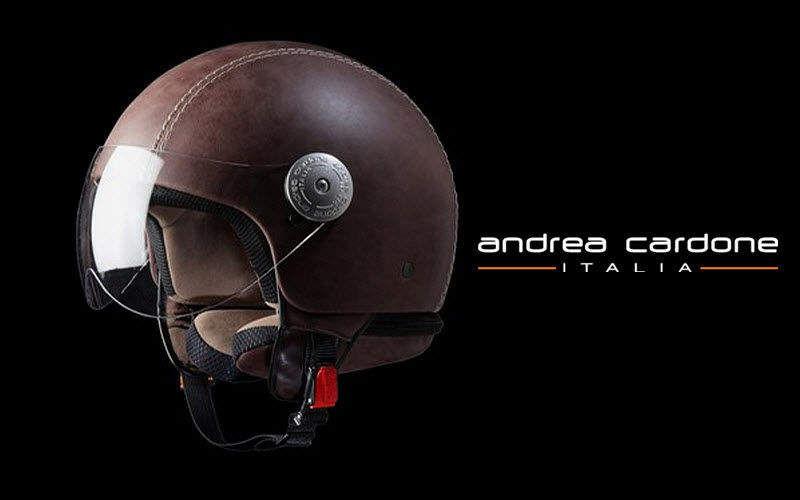 ANDREA CARDONE Casque moto Divers En marge de la Déco En marge de la Déco  |