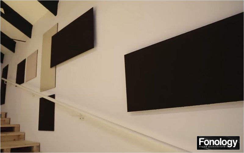 FONOLOGY Panneau acoustique mural Cloisons & Panneaux acoustiques Murs & Plafonds  |