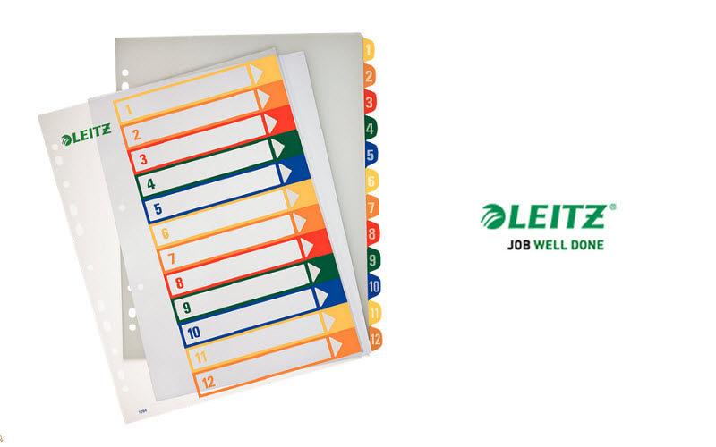 Leitz Intercalaire Papeterie Ecriture Papeterie Accessoires de bureau  |