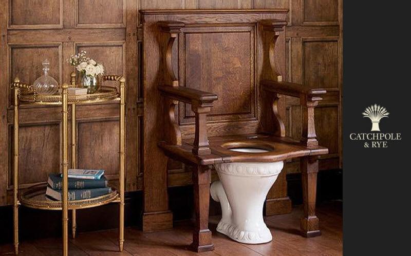 Catchpole & Rye WC au sol WC et sanitaires Bain Sanitaires  | Décalé