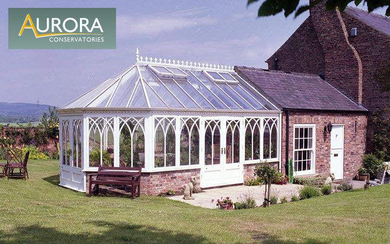 Aurora Conservatories Veranda Verandas Jardin Abris Portails...  | Classique