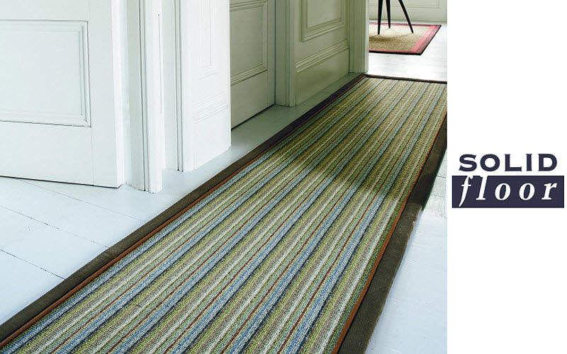 Solid Floor Tapis de couloir Tapis de seuil couloir escalier Tapis Tapisserie  |