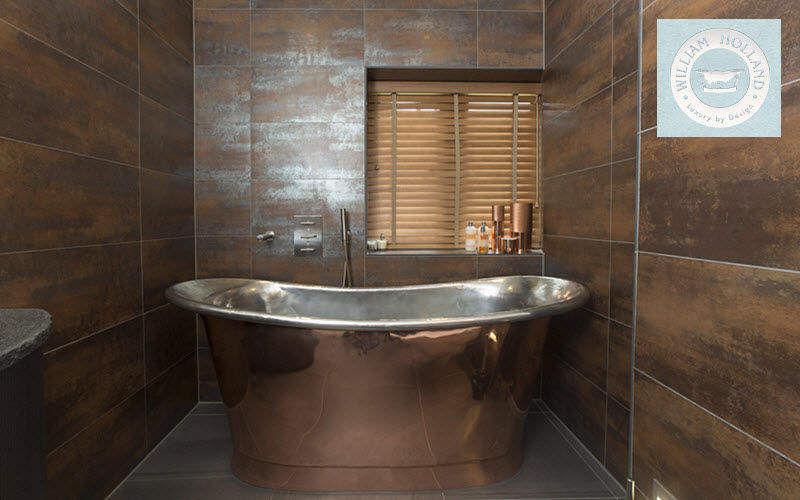 WILLIAM HOLLAND Baignoire Ilot Baignoires Bain Sanitaires Salle de bains | Charme