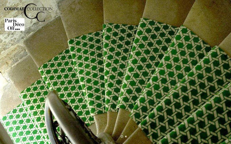 Codimat Co-Design Tapis d'escalier Tapis de seuil couloir escalier Tapis Tapisserie  |