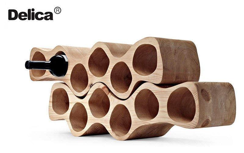 DELICA Range-bouteilles Racks et supports Cuisine Equipement  |