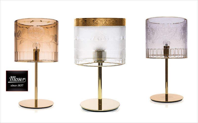 MOSER Lampe à poser Lampes Luminaires Intérieur  |