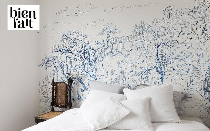 papier peint papiers peints decofinder. Black Bedroom Furniture Sets. Home Design Ideas