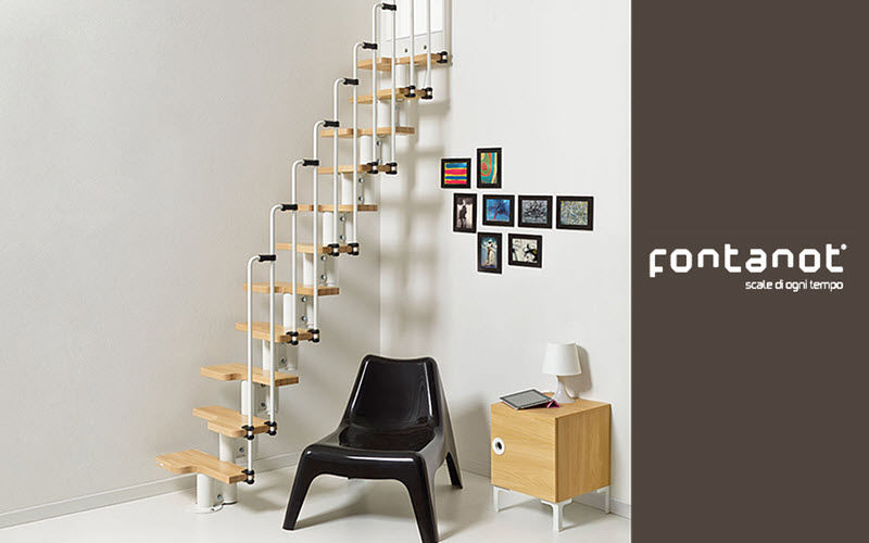FONTANOT Escalier gain de place Escaliers Echelles Equipement  |