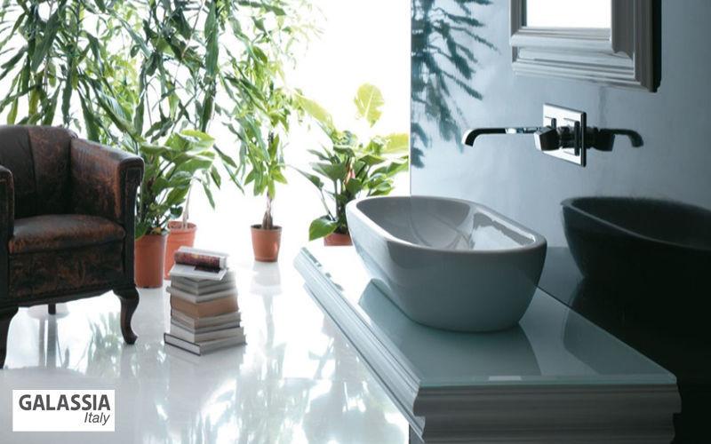 GALASSIA Vasque à poser Vasques et lavabos Bain Sanitaires  |