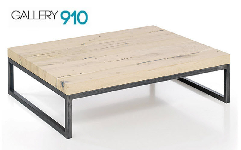 GALLERY 910 Table basse rectangulaire Tables basses Tables & divers  | Design Contemporain