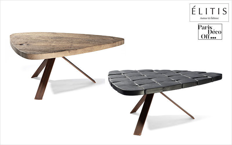 Elitis Table basse triangulaire Tables basses Tables & divers  |
