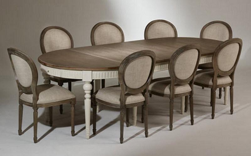 robin des bois Table de repas ovale Tables de repas Tables & divers  |