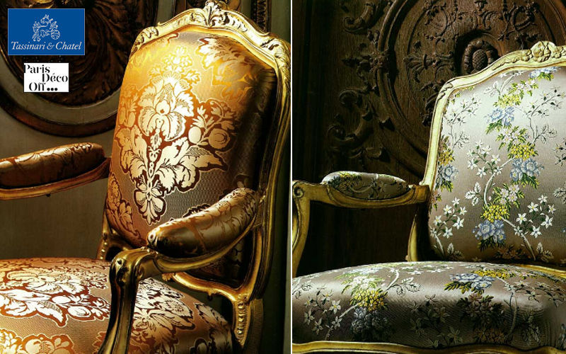 Tassinari & Chatel Tissu d'ameublement pour siège Tissus d'ameublement Tissus Rideaux Passementerie  |