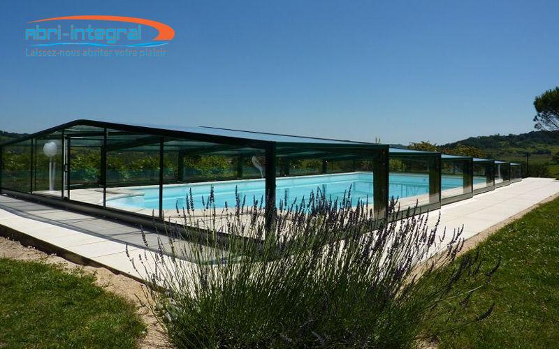 Abri-Integral Abri de piscine haut coulissant ou télescopique Abris de piscine et spa Piscine et Spa  |