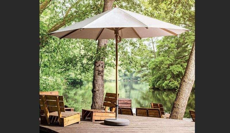 GLATZ Parasol Parasols Tonnelles Jardin Mobilier  |
