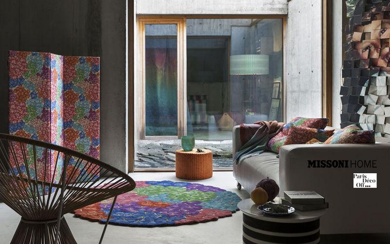 Missoni Home Tapis contemporain Tapis modernes Tapis Tapisserie  |