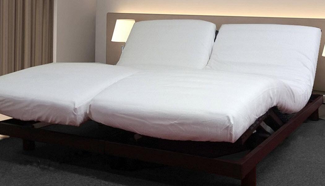 VOSGIA Drap housse pour lit relevable Draps Linge de Maison  |
