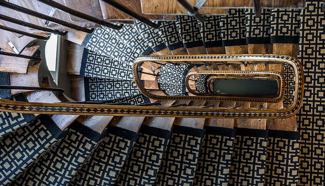 HARTLEY & TISSIER Tapis de couloir Tapis de seuil couloir escalier Tapis Tapisserie Entrée | Design Contemporain