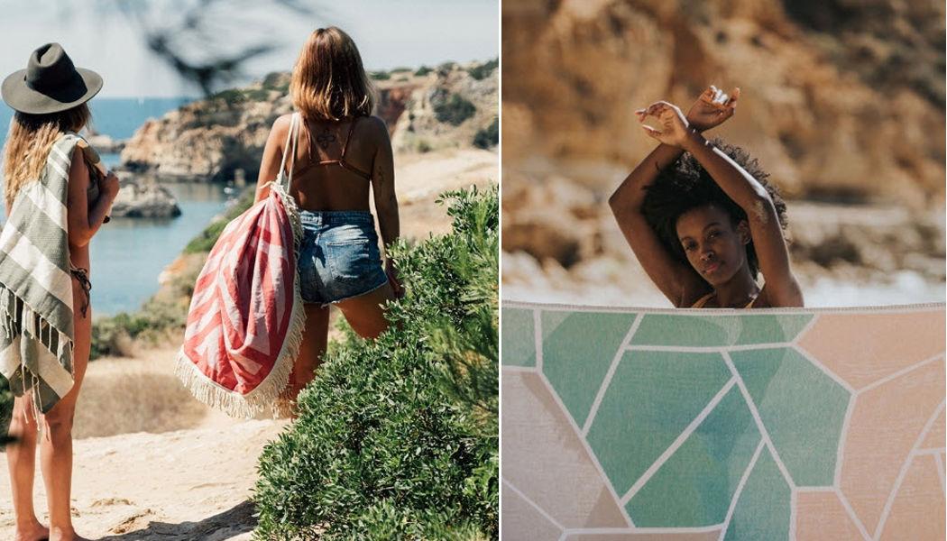 FUTAH BEACH TOWELS Fouta serviette de hammam Linge de toilette Linge de Maison  |